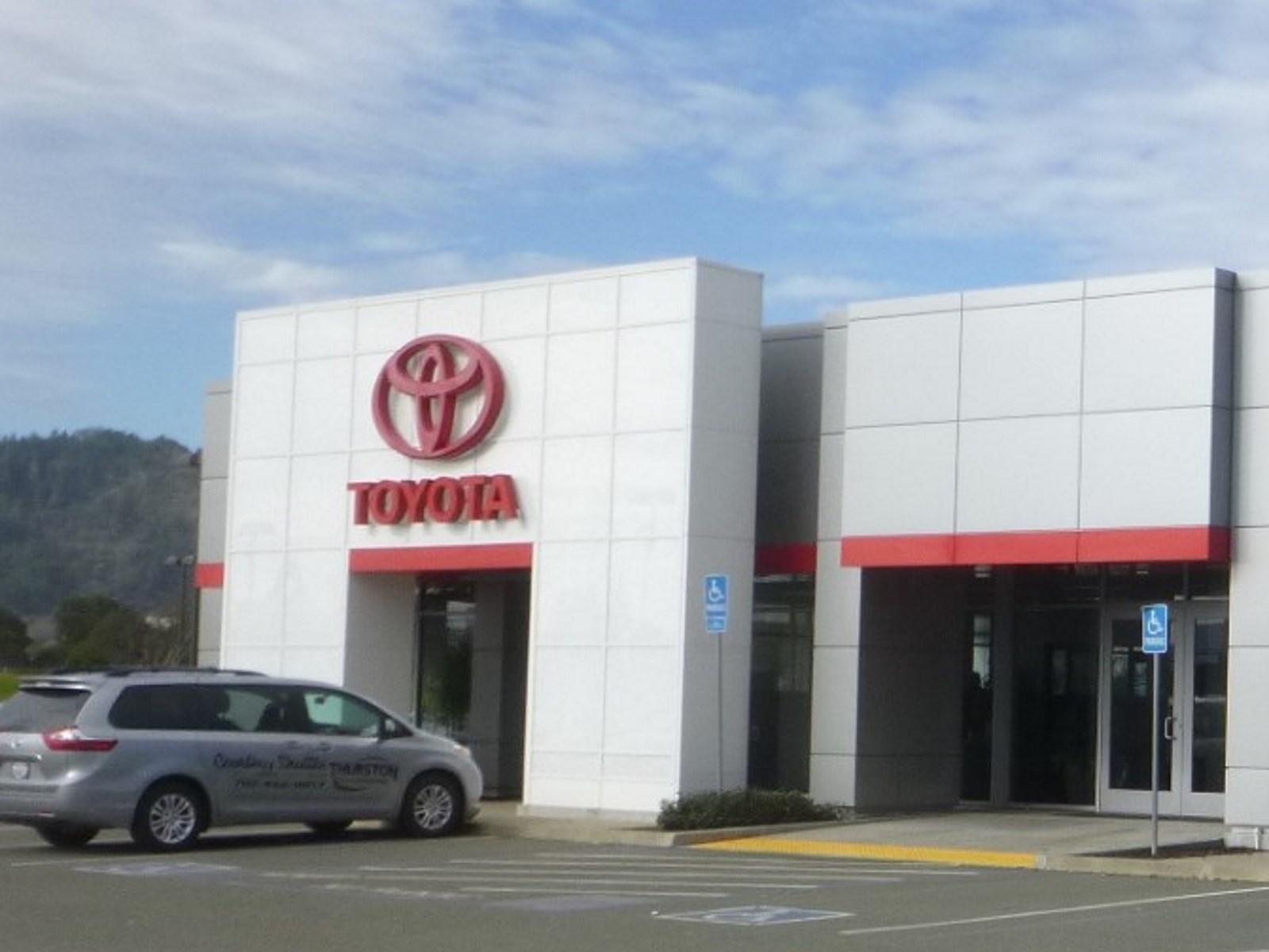 Thurston Toyota